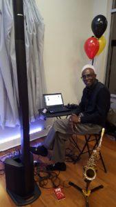 Gene Smith Saxophone Musician