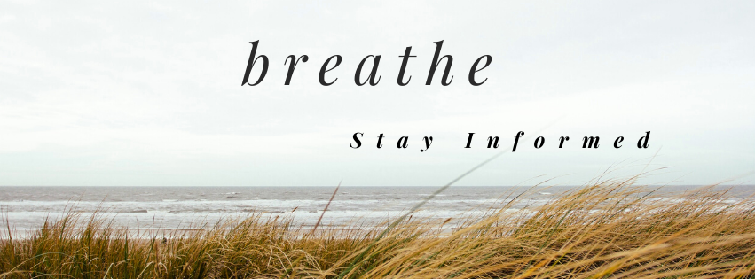 Breathe n~motion Stay Informed Cover